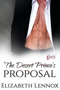 The Desert Princes Proposal by Elizabeth Lennox