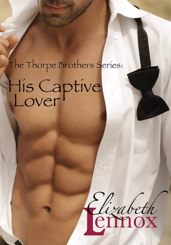 His Captive Lover by Elizabeth Lennox