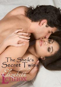 The Sheiks Secret Twins by Elizabeth Lennox