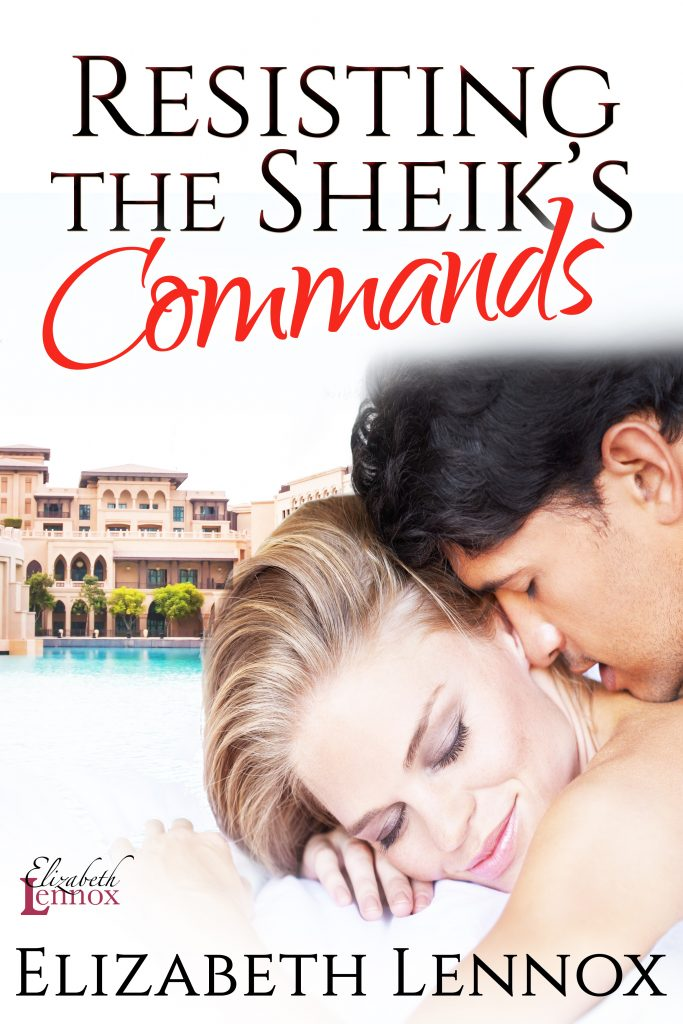 Resisting the Sheik's Commands - Cover