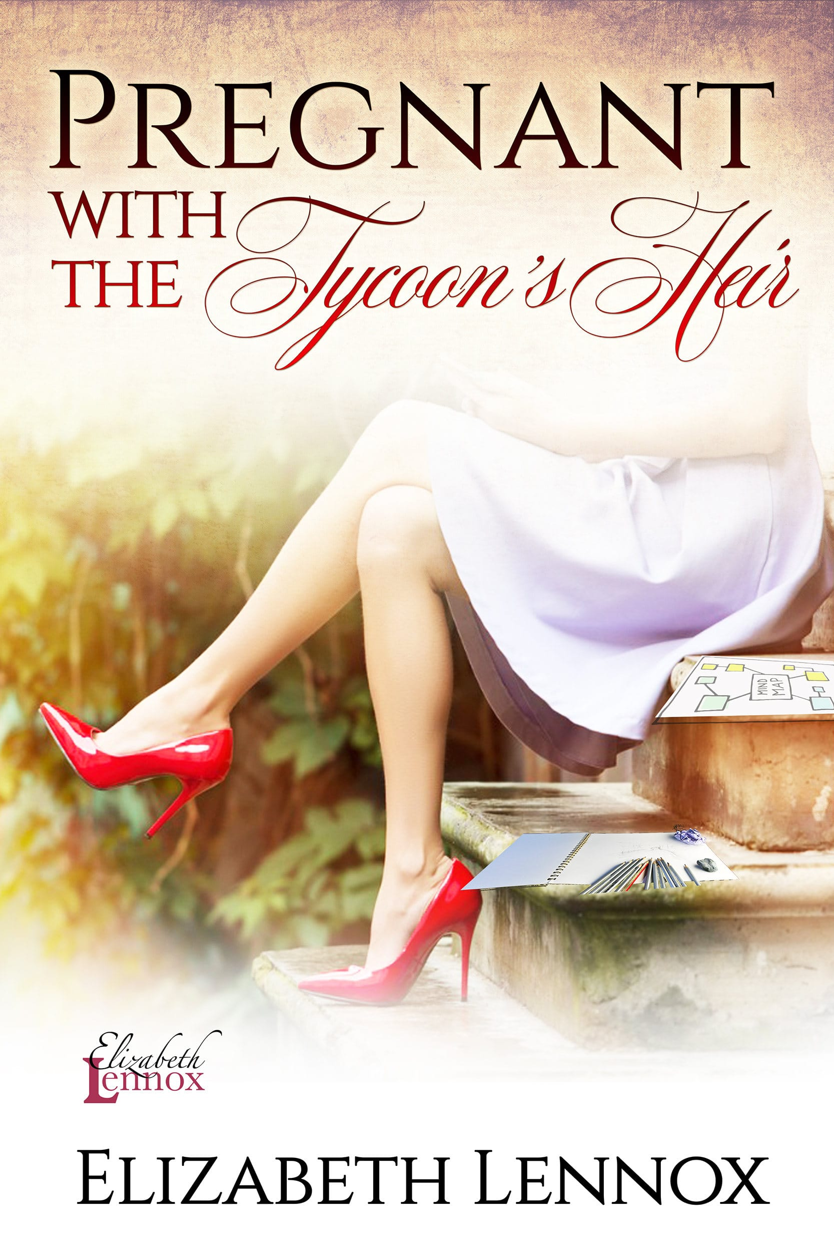 Pregnant with the Tycoon's Heir - Cover small