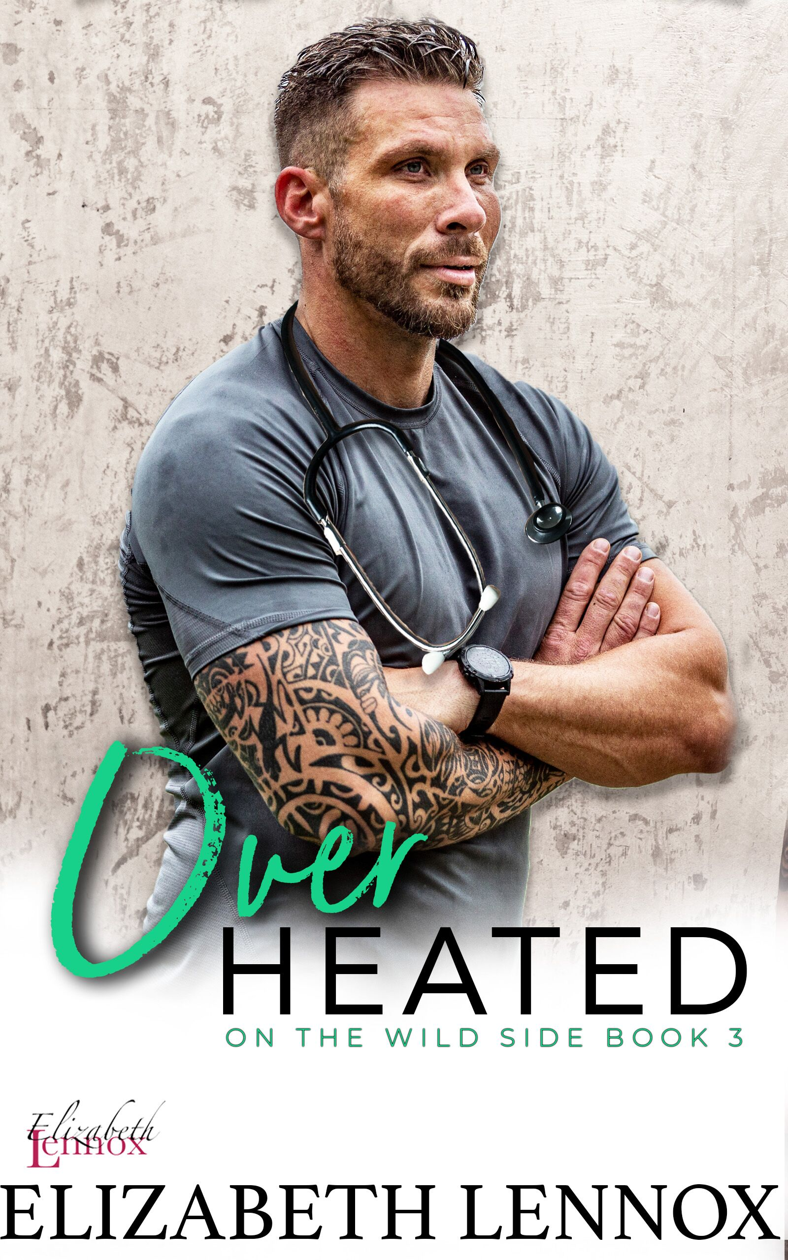 Over Heated - Cover Image