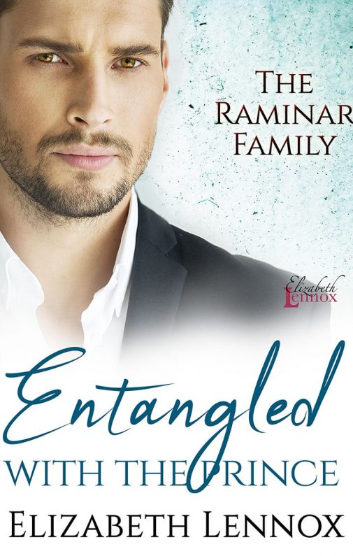 Entangled by the Prince - Cover Small