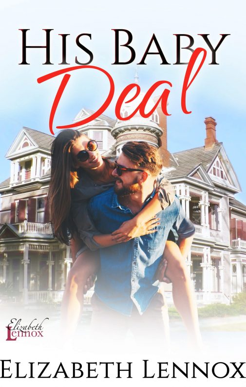 His Baby Deal - Cover