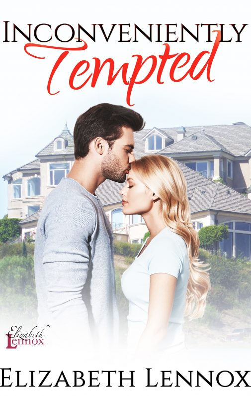 Inconveniently Tempted - Cover