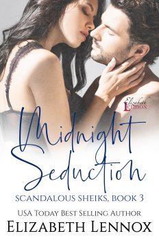 Midnight Seduction - Cover