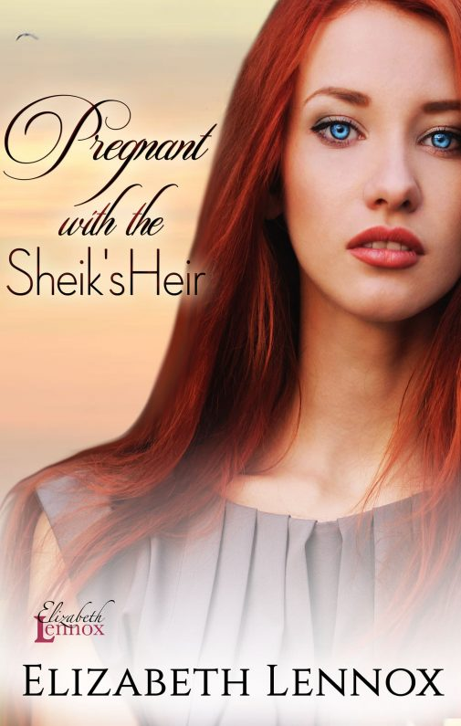 Pregnant with the Sheik's Heir - Cover