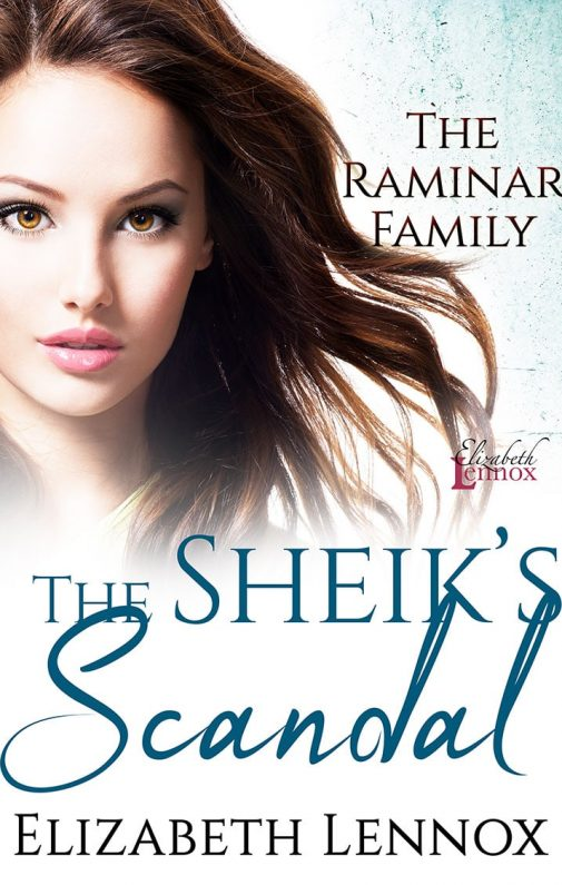 The Sheik's Scandal - Cover Small