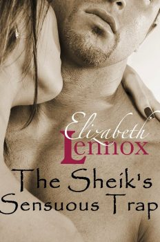 The Sheiks Sensuous Trap by Elizabeth Lennox