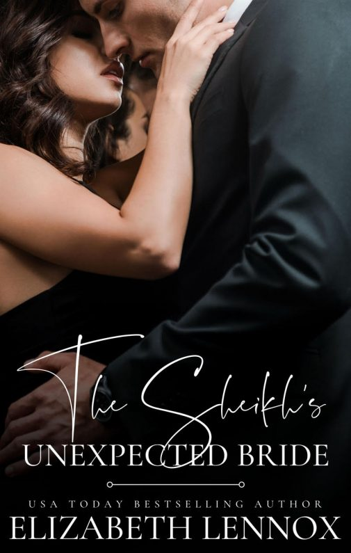 The Sheik's Unexpected Bride - Cover