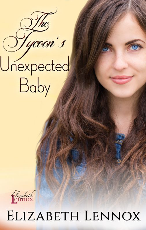 The Tycoon's Unexpected Baby - Cover